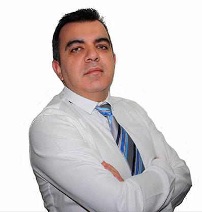 Carlos Lázaro.